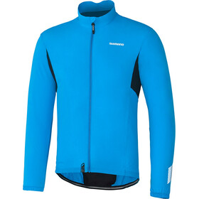 Shimano Compact Windbreaker Men Blue